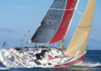 Navigation en Figaro