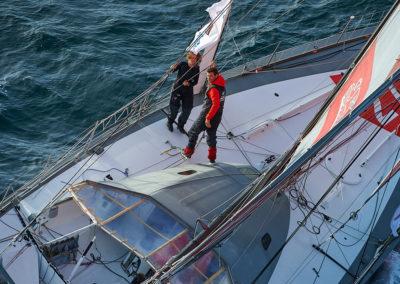 Navigation en Imoca © Yvan ZEDDA / GENERALI