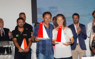 Le Team Monin décroche la seconde place des Monaco Globe Series