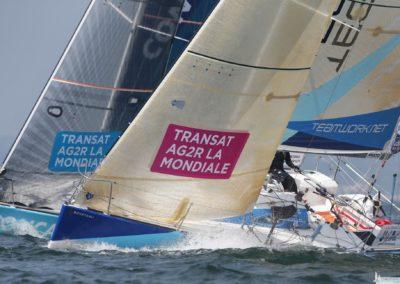 Transat AG2R La Mondiale © Christophe Breschi