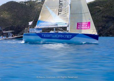 Transat AG2R La Mondiale © Alexis Courcoux