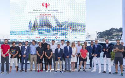 J-1 avant le grand départ des Monaco Globe Series