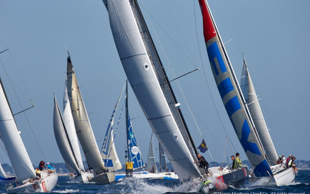 Top départ de la Drheam Cup, destination Cotentin