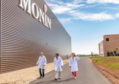 Visite usine MONIN © Gianni Villa / MONIN