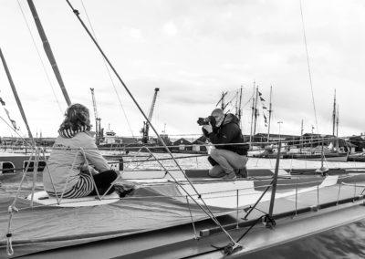 Shooting photo avec Arnaud Pilpré / Droits réservés