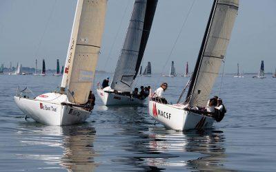 Bilan du Spi Ouest France pour Isabelle et son équipage en MACH 6.5