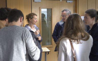 Isabelle Joschke s'engage avec la MACSF auprès des professionnels de santé