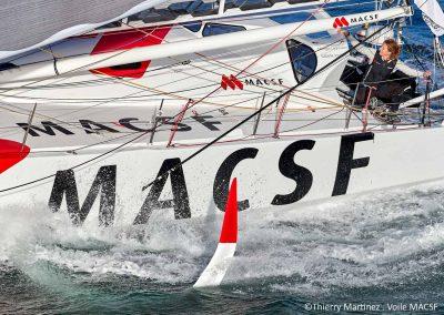 Départ Transat Jacques Vabre Normandie Le Havre / © Thierry Martinez