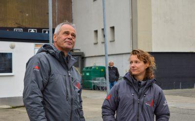 L'IMOCA MACSF contraint d'abandonner la Transat Jacques Vabre 2019