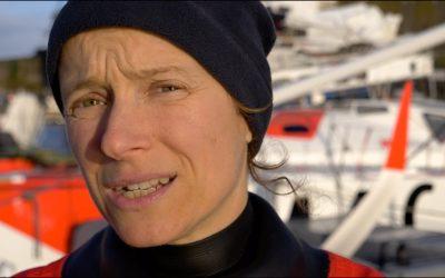 «J'ai découvert les limites de mon bateau en même temps que les miennes»
