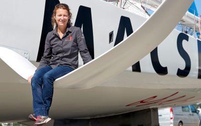 L'IMOCA MACSF prêt à reprendre la mer