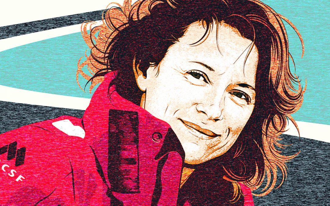 «Seule en mer» : le podcast au plus près d'Isabelle Joschke