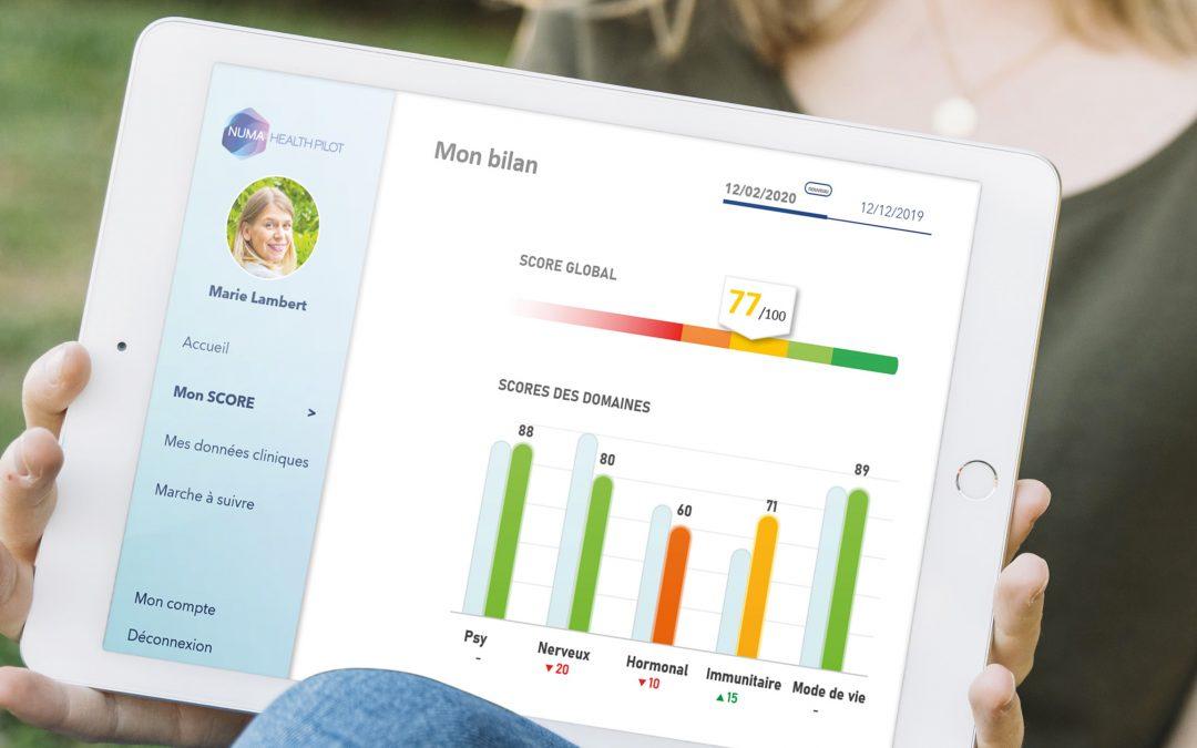 Une approche santé personnalisée avec le Health Pilot en amont du Vendée Globe