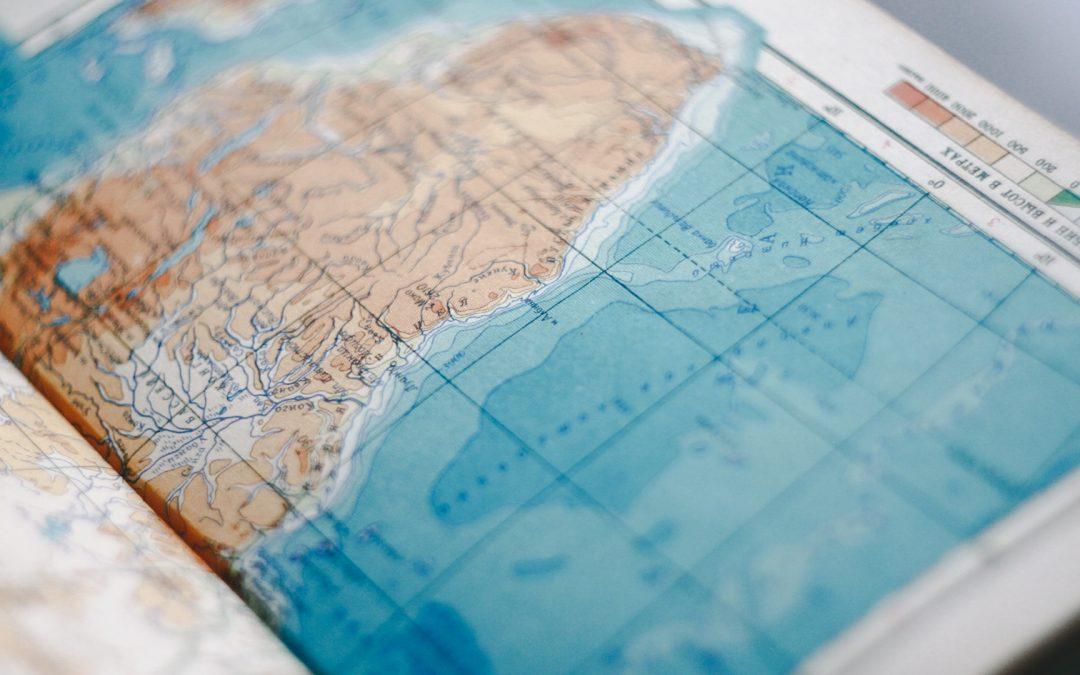 Isabelle nous parle cartes et cartographie dans «L'été comme jamais» sur France Inter